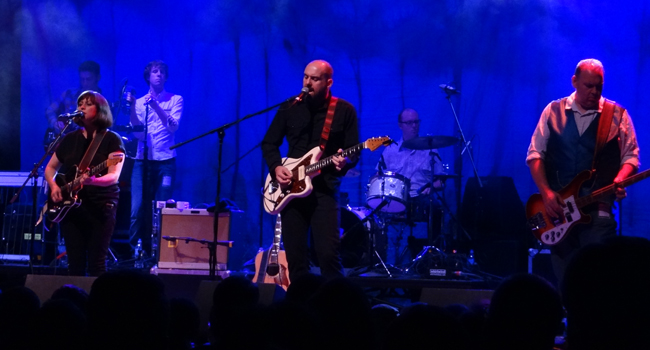 Camera Obscura live at Thalia Hall in Chicago on July 25, 2014.