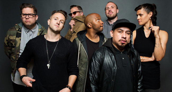 Doomtree at Concord Music Hall on Dec. 4, 201…