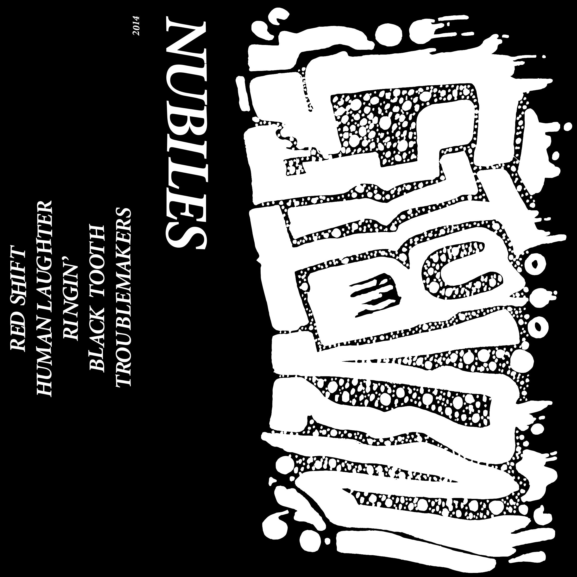 Nubiles - Demo - cover