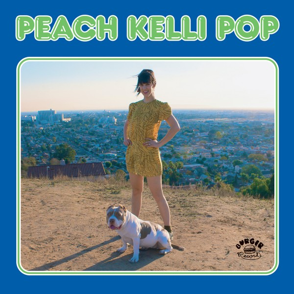 Peach Kelli Pop - III album cover
