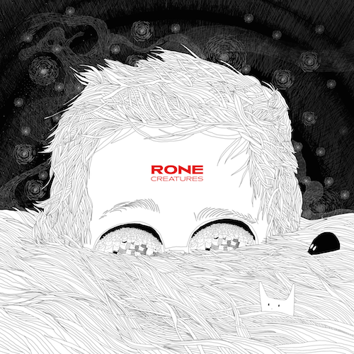 Album-art-for-Creatures-by-Rone