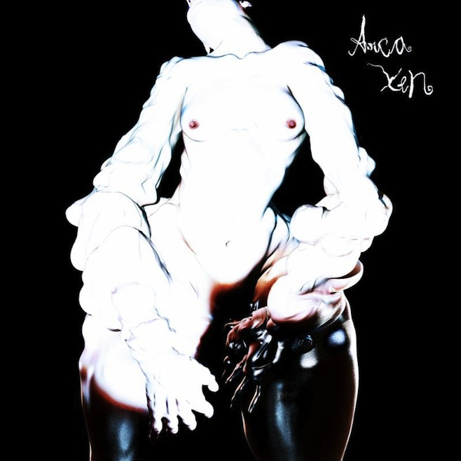 Album-art-for-Xen-by-Arca