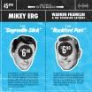 warren-franklin-mikey-erg-split-record-cover-art