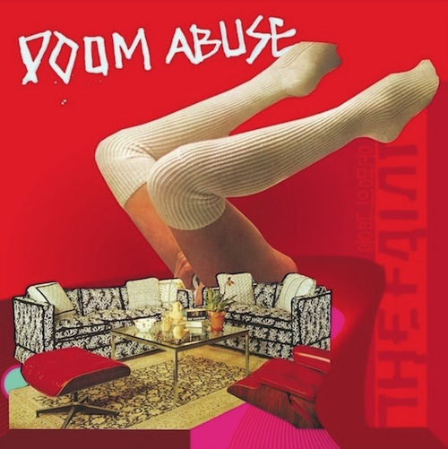 Album-cover-for-Doom-Abuse-by-The-Faint